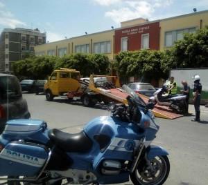 Messina e provincia. La Polizia di Stato impegnata in controlli straordinari.