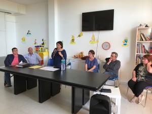 Sicilia.  La Federazione Movimento Noi Liberi Regionale  incontra familiari e persone disabili.