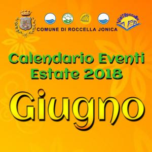 Roccella Jonica (Rc). Le manifestazioni di giugno disponibili sul portale turistico istituzionale.