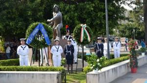 Milazzo (Me). Celebrata la festa della Marina Militare