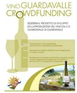 Vino De.C.O. Guardavalle (Cz): è partito il crowdfunding per sostenere il progetto