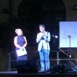 Patrizia Causarano e Pino Mento