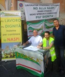Messina. Il decreto dignità mette a rischio l'indennità di disoccupazione per gli stagionali.