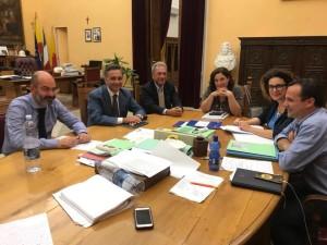 Messina. Il Sindaco De Luca incontra i rappresentanti di Innova Bic