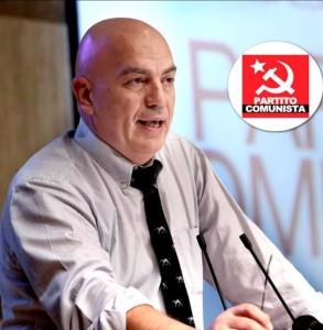 Marco Rizzo a Siderno (Rc) incontra i comunisti e i cittadini.