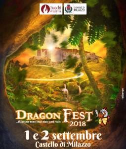 Milazzo (Me). Dragon Fest, l'evento fantasy della Sicilia.
