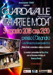 """A Guardavalle (Cz) torna """"Tra Arte e Moda"""", seconda edizione."""
