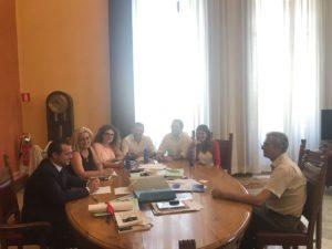Messina. Manutenzione immobili comunali: confronto del Sindaco De Luca con il Dirigente Ajello