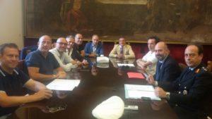 Messina. Problematiche esodo estivo: tavolo tecnico stamani a Palazzo Zanca con il vice sindaco Mondello.