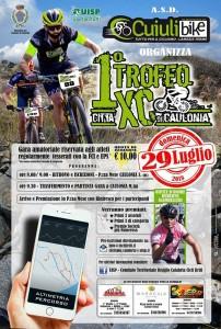 """Caulonia (Rc). Mountain bike, domani la prima edizione del trofeo """"XC Caulonia"""""""