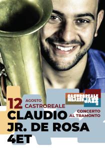 CastrorealeMilazzo (Me) Jazz Festival: Domani 11 agosto e domenica 12 i concerti conclusivi.