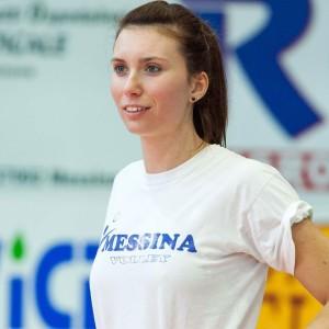 Brolo (Me). La centrale Emma Carnazza firma per la Saracena Volley.