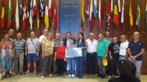 Messina. Celebrato l'XI anniversario della strage del rogo di Patti nella Giornata della Consapevolezza ambientale.