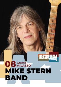 Milazzo (Me). CastrorealeMilazzo Jazz Festival 2018: Domani 8 agosto al Castello di Milazzo l'attesissimo concerto di Mike Stern.