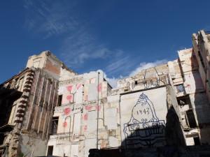"""Palermo. Le piaghe belliche nel centro storico della città alle """"Notti di BCsicilia""""."""