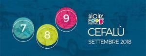 """Cefalù (Pa), capitale del gusto con il """"Sicily Food Festival"""" 2018."""