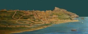 """Termini Imerese (Pa). Nell'ambito della manifestazione """"Le Notti di BCsicilia"""", passeggiata alla scoperta delle antiche porte della città."""