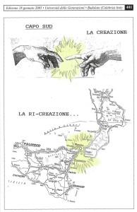 Lettera a Tito n. 220. Capo Sud Calabria è il clitoride dell'Eurafrica