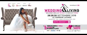 Catania. Al via Wedding and Living: il primo salone di stagione della Sposa e della Casa, che valorizza il matrimonio made in Sicily.