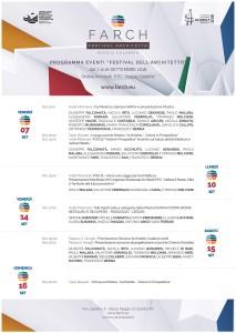 Reggio Calabria. Festival dell'Architetto: Premio Giovani Architetti Calabria 2018.