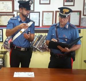 Taurianova (Rc). Si fingeva poliziotto. Un arresto per estorsione, millantato credito e violenza privata.