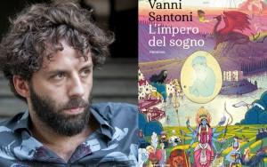 """Crotone. Presentazione del libro """"L'Impero del Sogno"""" di Vanni Santon."""