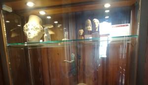 La sezione archeologica dell'Università di Messina: una piccola ma esaustiva raccolta di tesori.