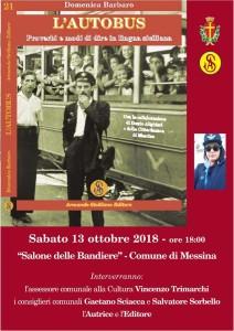 Messina. Domenica Barbaro e il suo mondo nell'ATM in un libro.