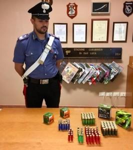 San Luca (Rc). Trasportava marijuana: arrestato dai Carabinieri