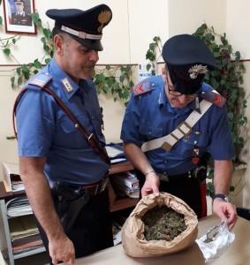 Melito Porto Salvo (Me). 28enne arrestato per detenzione e trasporto sostanze stupefacenti.