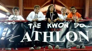 Soverato (Cz). L'Asd Taekwondo Athlon fa il pieno di medaglie in Sicilia