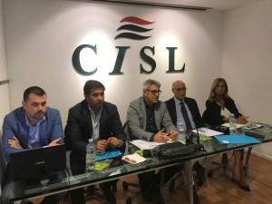 Il quadro politico attuale al centro dei lavori dell'esecutivo della CISL Messina.