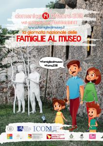Parco archeologico di Naxos Taormina: Famiglie al museo, domenica 14 ottobre caccia al tesoro.