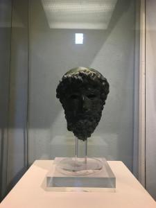"""Vibo Valentia. Convegno di studi internazionale """"Testa del Sele"""" al Museo Archeologico Nazionale """"Vito Capialbi""""."""