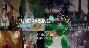 """Castiglione di Sicilia (Ct). """"In The Kitchen tour"""" e """"Fundraising dinner"""" tornano sull'Etna e sposano la solidarietà."""