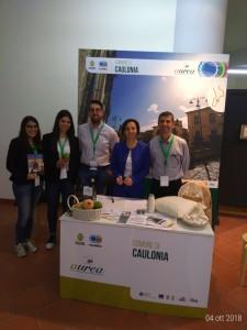 Caulonia (Rc) presente alla Borsa del Turismo Religioso, Culturale e Naturalistico di Paola