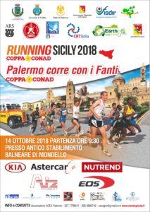 """Presentata la Half Marathon di Palermo. """"Sport in Salute"""": a tutte le possibili declinazioni dello sport sarà dedicata la giornata del 13 ottobre."""