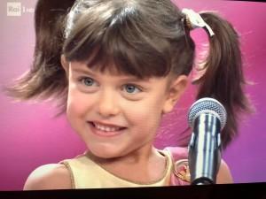 Zecchino d'Oro: Victoria Cosentino di Sant'Andrea sullo Jonio,  in finale alla 61^ edizione dello Zecchino d'Oro.