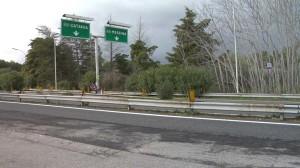 A18, autostrada Messina-Catania: sospesa per 4 settimane la erogazione di carburanti nell'area di servizio Baracca Est (Q8)