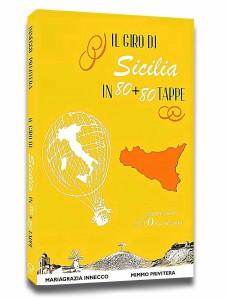 """Mussomeli (Cl). Per iniziativa di BCsicilia e Symposium si presenta il libro """"Il giro di Sicilia in 80+80 tappe""""."""