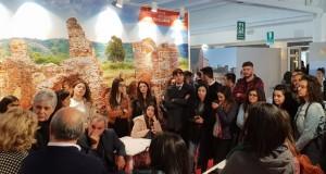 Paestum (Sa). Boom di presenze allo stand di Regione Calabria alla XXI Borsa Mediterranea Turismo Archeologico.