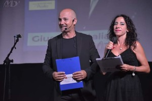 Giuseppe Italiano e Melina Trifirò