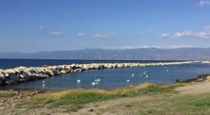 """Reggio Calabria. """"Operazione Sabbie Bianche"""", liberato uno specchio acqueo di mare per un ingombro di circa 22.000"""