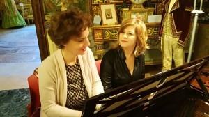 """Palermo. Un concerto a 4 mani per pianoforte, ma anche danza e poesia: l'arte a 360 gradi a Palazzo Mirto per """"I Salotti di Polifonie"""""""