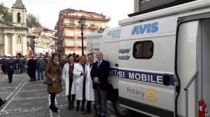 """Lamezia Terme (Cz). Quarto appuntamento con i medici del """"Camper della Salute"""""""