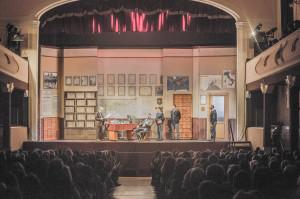 """Crotone. Sold out per """"Colpo di Scena"""", spettacolo di Carlo Buccirosso."""