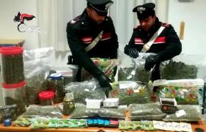 """Lamezia Terme (Cz). Solo """"Teresa"""" passa gli esami. Arrestato commerciante di Cannabis light."""