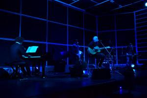 Polistena (RC). Grande successo per Bungaro al nuovo LSS Theatre, teatro con la migliore sonorizzazione nell'intero sud Italia.
