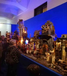 Messina. Oggi la cerimonia conclusiva della XIII Mostra di Arte Presepiale.