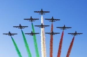 frecce-tricolori-air-show